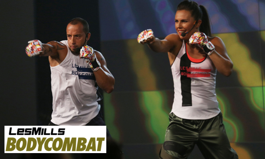 BODYCOMBAT Is The Empowering Cardio Workout Inspired By Martial Arts And Draws From A Wide Array Of Disciplines Such As Karate Boxing Taekwondo